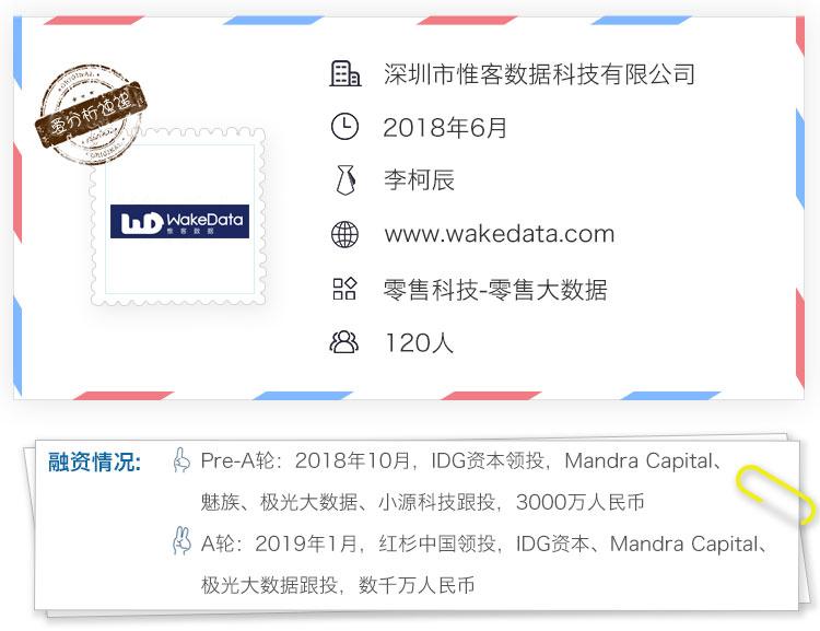 红杉、IDG联合加持,WakeData阐述零售数字化方法论 | 爱分析访谈